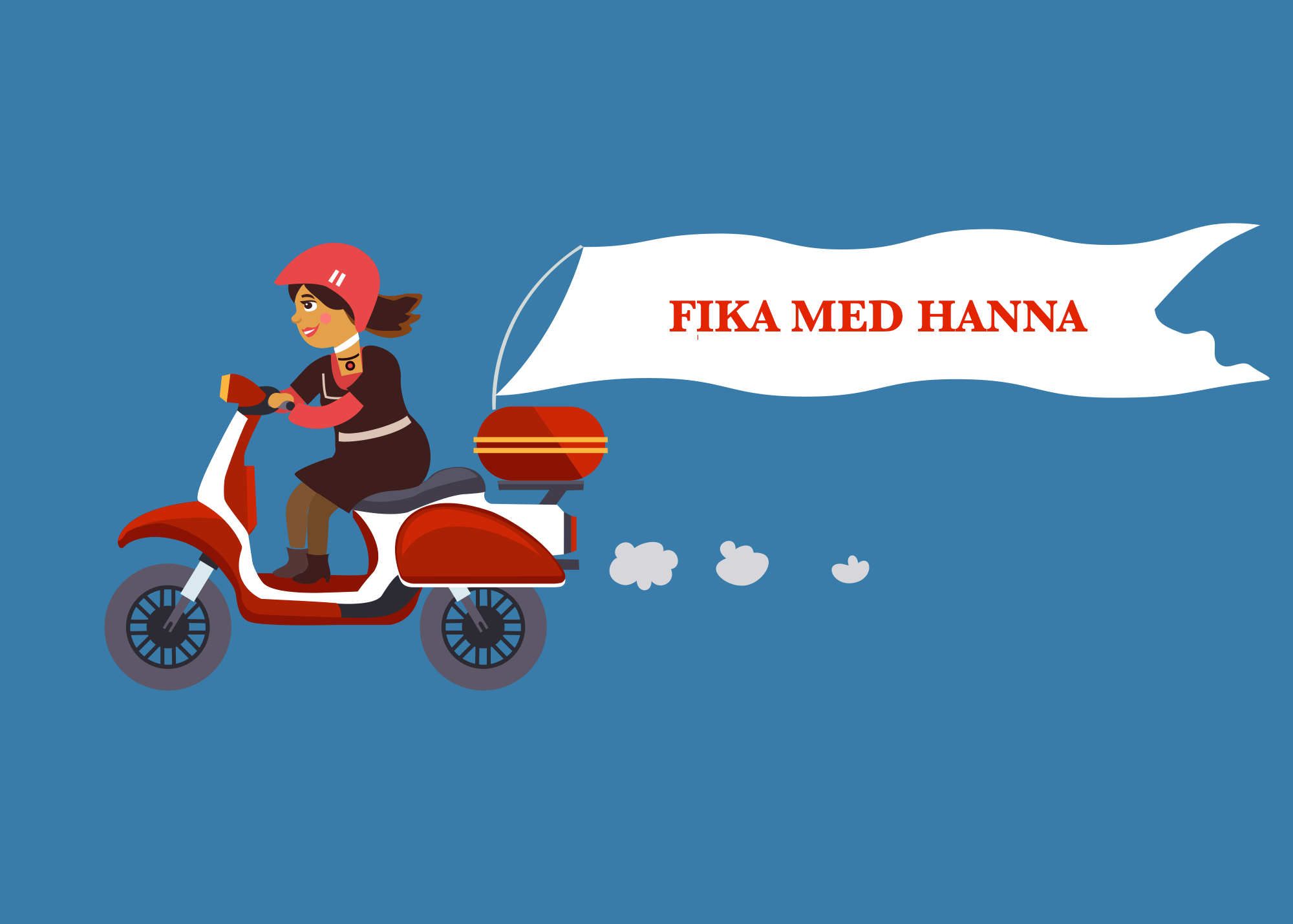 FIKA MED HANNA