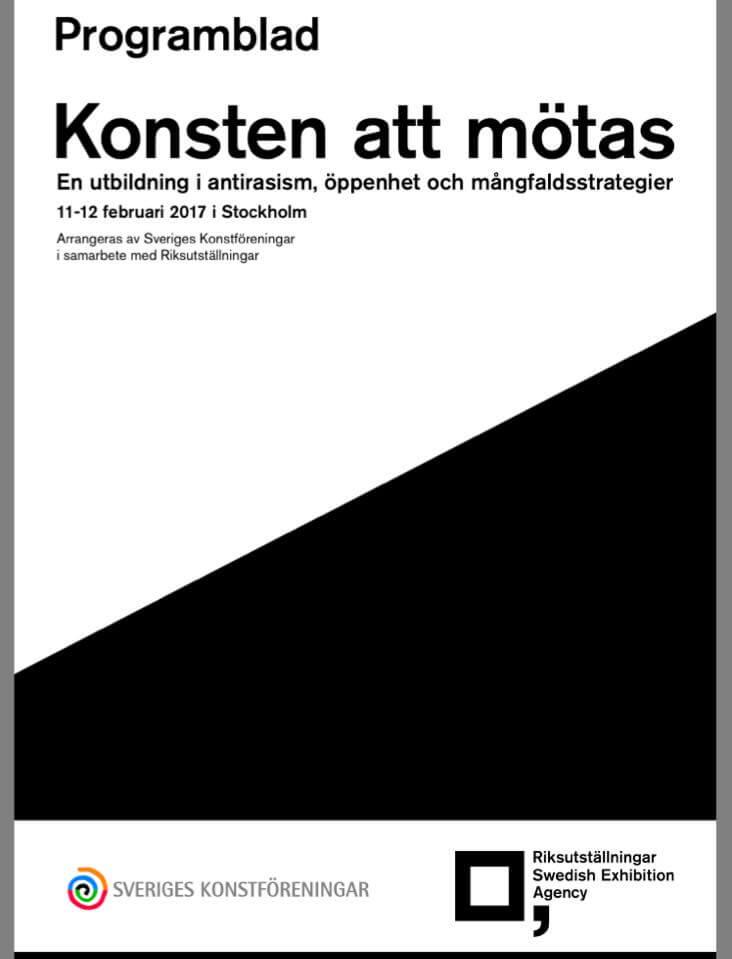 Hanna and Goliath föreläser hos Riksutställningar och Sveriges Konstföreningar