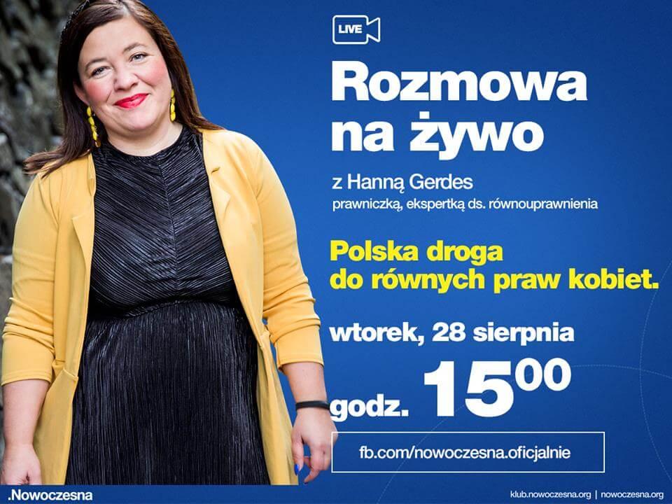 Hanna and Goliath fortbildar kring jämställdhet i Polen