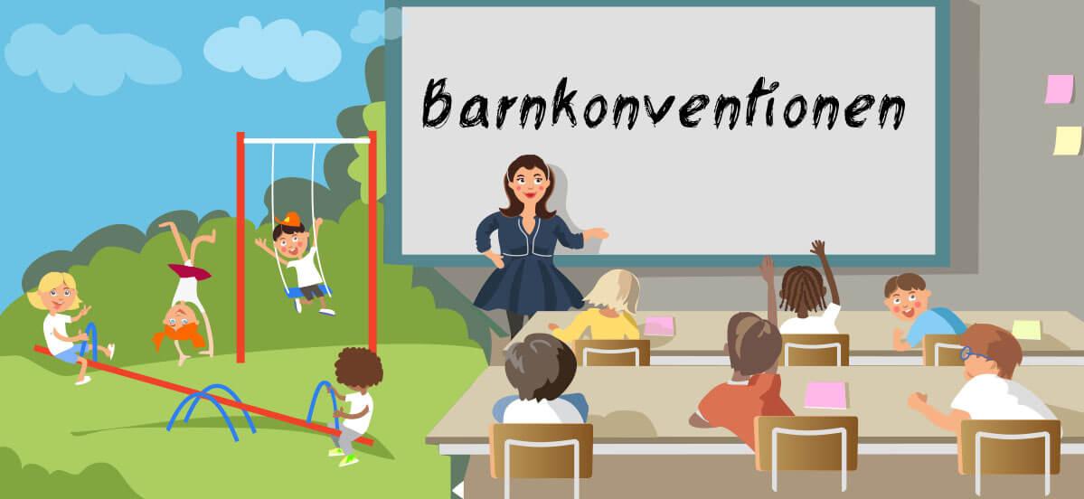Hanna and Goliath föreläser om Barnkonventionen på regional kulturkonferens den 12 november